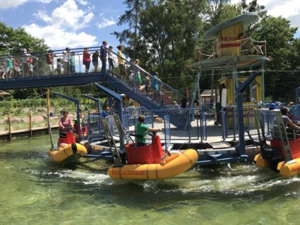 Holiday Park, Freizeitpark, Alexandra Karr-Meng, Karr-Meng-Coaching, Archivfoto 2019